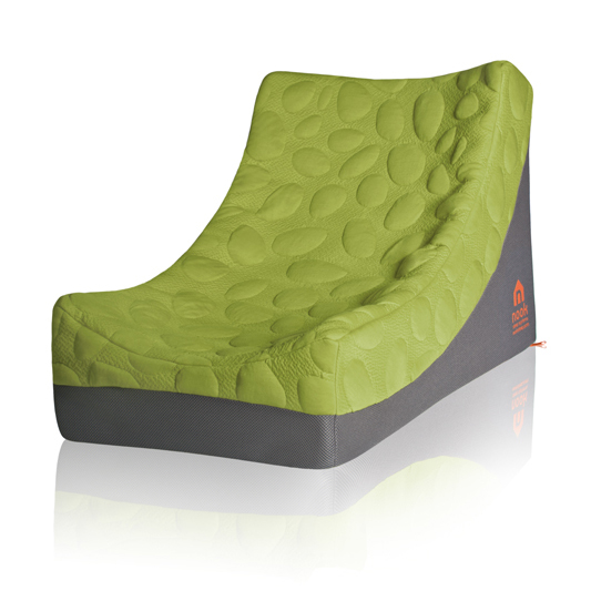 Pebble Lounger In Lawn By Nook Sleep Systems