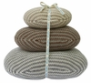 Pebble Pillow Natural Set