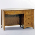 Pecan School House Desk