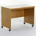 Pecan School House Mobile Desk