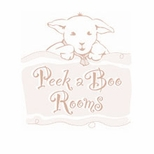 Peek a Boo Rooms Canvas Art