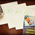Peel & Stick Stamp Pack with Self Inking Stamp Body