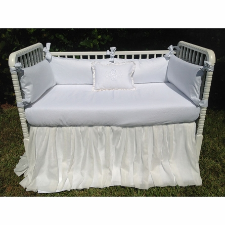 Penelope Crib Skirt