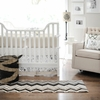 Penelope in Wheat Crib Bedding Set
