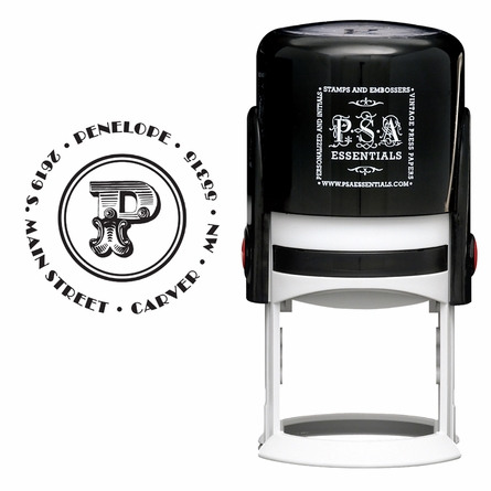 Penelope Personalized Self-Inking Stamp