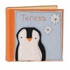 Penguin Felt Patch Personalized Photo Album