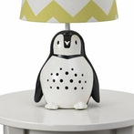 Penguin Lamp Base