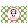 Penguin Playtime Personalized Placemat