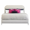 Peninsula Upholstered Bed