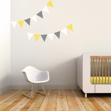 Pennants Wall Decal