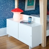 Perch Twin Bed Storage Console