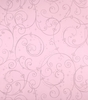 Perfect Princess Scroll Wallpaper - Pink with Glitter