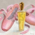 Perfume & Ballet Shoes Canvas Wall Art