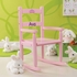 Personalized 2-Slat Rocking Chair - Pink