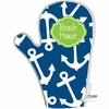 Personalized Anchors Pot Holder