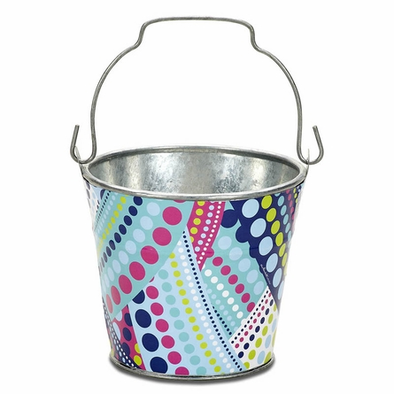 Personalized Bitsy Bucket in Multiple Designs
