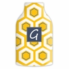 Personalized Bottle Koozie - Single Initial Square
