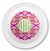 Personalized Bowl - Monogram Circle