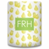 Personalized Can Koozie - Monogram Square