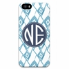 Personalized Cell Phone Case - Two Initials Circle