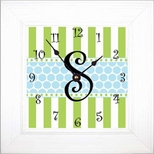 Personalized Children's Clocks