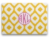Personalized Cutting Board - Monogram Circle