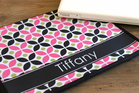 Personalized eReader Sleeve