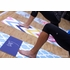 Personalized Giraffes Yoga Mat