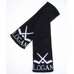 Personalized Hockey Scarf
