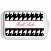 Personalized Houndstooth Casserole Serving Dish