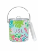 Lilly Pulitzer Personalized Ice Bucket in Checking In