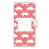 Personalized iPhone Wallet Case in Crabby