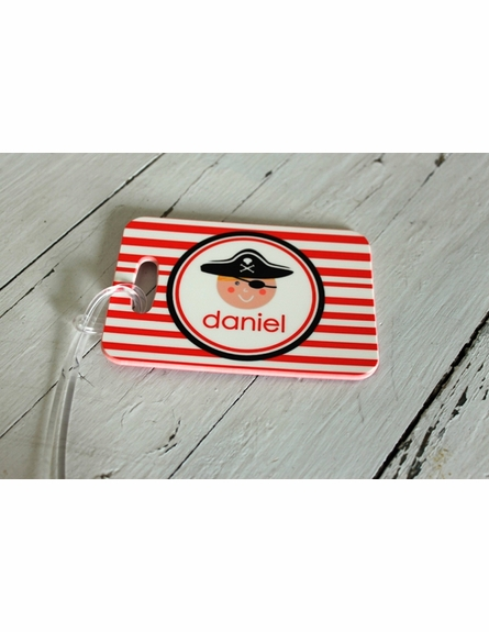 Personalized Kids Bag Tags
