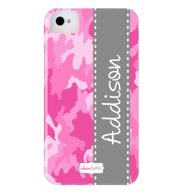 Personalized Kids Cell Phone Case by Clairebella ...