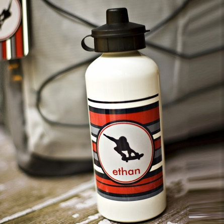 Personalized Kids Water Bottle