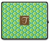 Personalized Laptop Sleeve - Single Initial Square