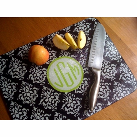 Personalized Large Cutting Board