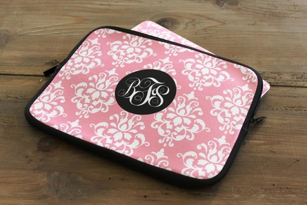 Personalized Large Laptop Sleeve
