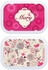 Personalized Love Birds Lunch Box - Pink