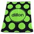 Personalized Modern Polka Dot Blanket