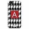 Personalized Cell Phone Case - Single Initial Square