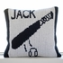 Personalized Name Pillow with Baseball