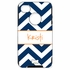 Personalized Otterbox iPhone Case in Chevron