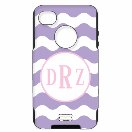 Personalized Otterbox iPhone Case in Ric Rac