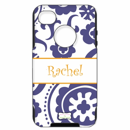 Personalized Otterbox iPhone Case in Suzani