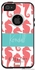 Personalized Otterbox iPhone Case in Swimming Seahorses
