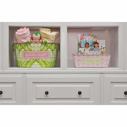 Personalized Party Tub in Multiple Designs