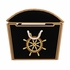 Personalized Pirate Treasure Chest