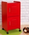 Personalized Red Medium Locker