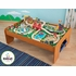Personalized Ride Around Town Train Set with Table